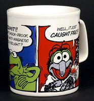 Kiln craft kermit gonzo mug