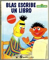 Blas escribe un libro