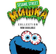 Sesame x mishka collection