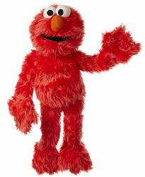 Living puppets elmo 65cm