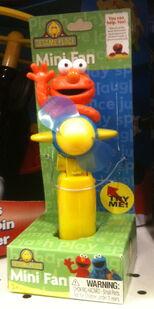 Minifan-elmo