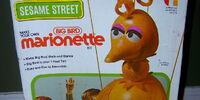 Big Bird Marionette