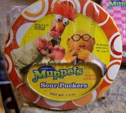 Muppet mints bunsen and beaker