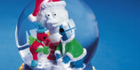 Sesame Street snowglobes (Kurt Adler)
