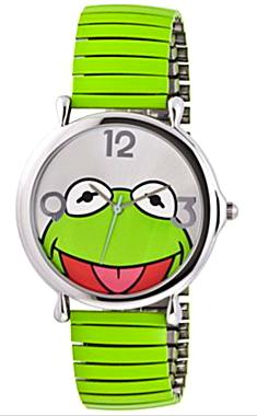 File:Jc penney kermit green expansion band watch.jpg