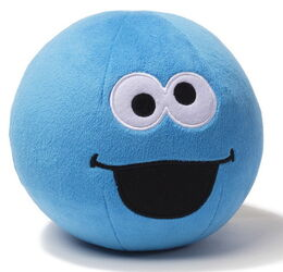 Gund chime ball cookie monster