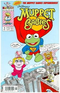 Muppet babies harvey issue 6
