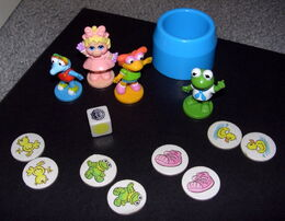 M babies colorful game 4