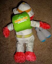 Elmo safari backpack