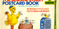 The Sesame Street Postcard Book