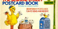 The Sesame Street Postcard Book