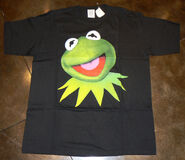 Wild oats kermit t-shirt 90s