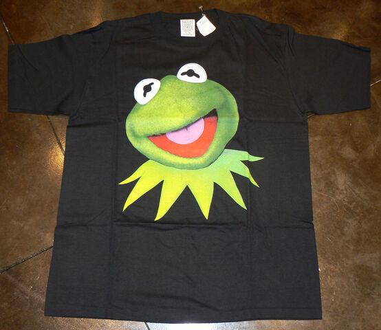 File:Wild oats kermit t-shirt 90s.jpg