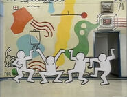 KeithHaring.EXIT