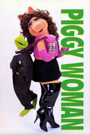 Piggywoman