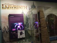 Center for Puppetry Arts - Labyrinth Characters