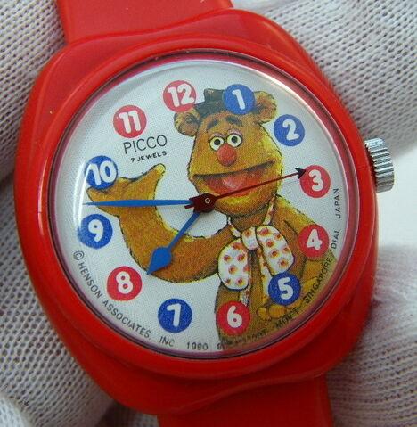 File:Picco 1980 fozzie bear watch.jpg