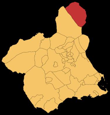 Archivo:Localización e Yecla.png
