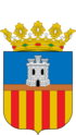 Escudo e la previncia e Castellón