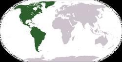 LocalizaciónAmérica