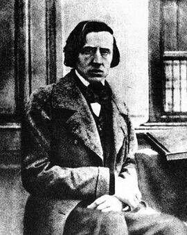 Frederic Chopin afoto