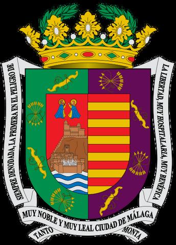 Archivo:Escudo e la previncia e Málaga.png