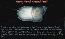 -19 Meaning Behind Cheated Death