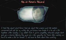 -25 Rex on Ronan's Record