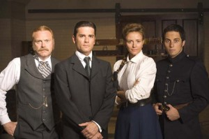 Murdoch Season 1