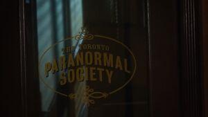 Elementary paranormal society