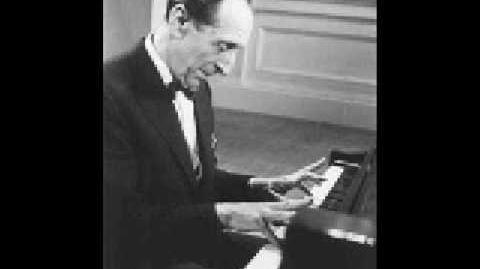 Brahms Intermezzo op 117 No 2 B flat Horowitz Rec 1951