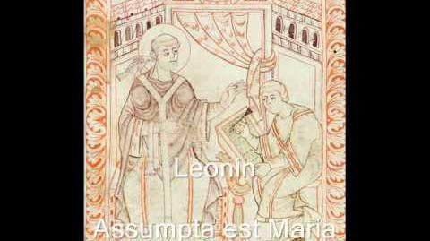 Leonin Assumpta est Maria