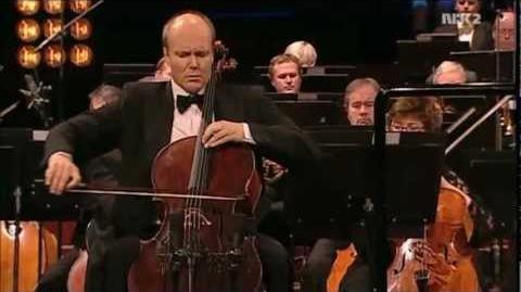 Truls Mørk Dvorák Cello Concerto in B minor Op. 104, 1-3 mvt. - 26.01