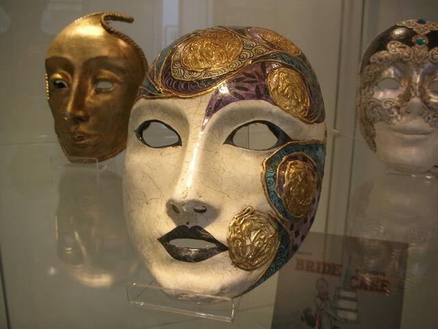 File:EVA 2007 - Stanley Kubrick Archive masks.JPG