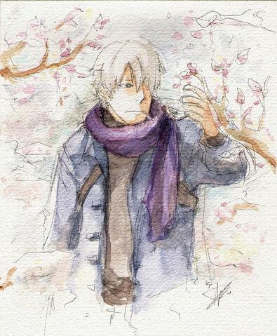 File:Mushishi Ginko by jinguj.jpg
