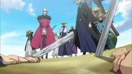 Mushikari defeated group
