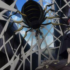 Roof Prison Spider