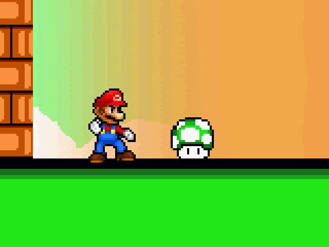 File:1-Up And Mario.png