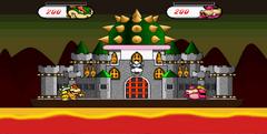 Bowser's castle 2
