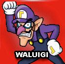 Waluigi character