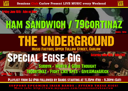 File:The Saturday Sessions - Promo Poster - 2007 - June 16th.jpg