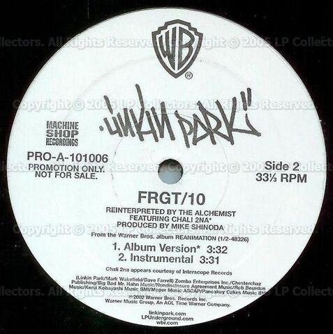 File:Linkin Park - Enth E Nd-Frgt-10 Vinyl (Side 2).jpg