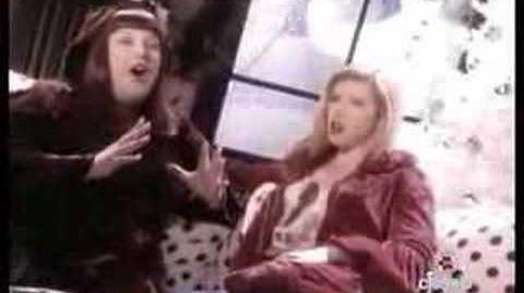 "Carnie & Wendy Wilson - ""Hey Santa"""