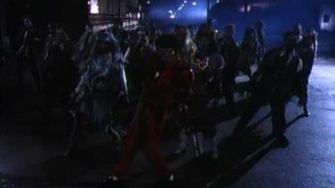 "Michael Jackson - ""Thriller"""