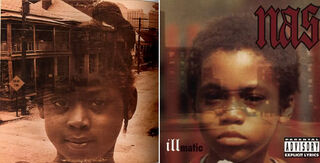 Illmatic Album Cover Comparison