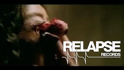 """IRON REAGAN - """"Eyeball Gore"""" Official Lyric Video"""