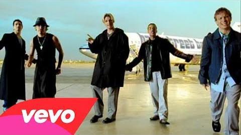 Backstreet Boys - I Want It That Way-1