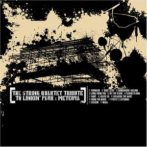 Linkin Park - The String Quartet Tribute To Linkin Park- Meteora - Front Cover