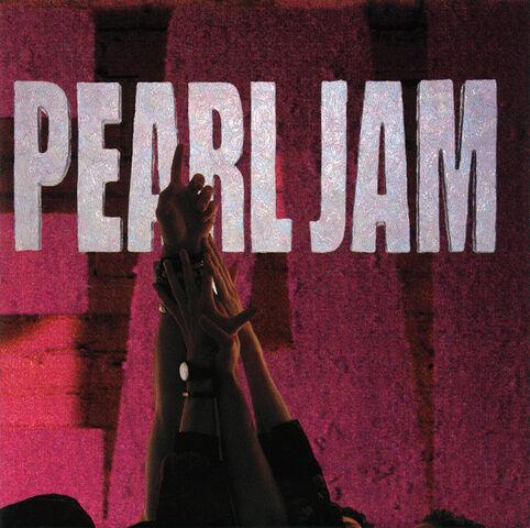 File:Pearl Jam - Ten.jpg