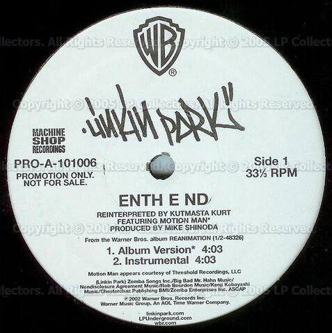 File:Linkin Park - Enth E Nd-Frgt-10 Vinyl (Side 1).jpg